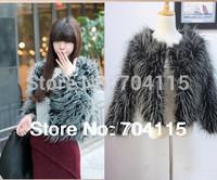 Roaring Sale  A Bar Fake Ostrich Fur Coat Make Men Unforgettable