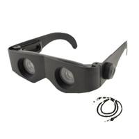Free Shipping  Zoomies Hands-Free Zoom 300% Binoculars Multifunctional Glasses As Seen On TV