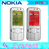 N79 Brand Original Nokia N79 cell phones 3G 5MP WIFI GPS  free shipping