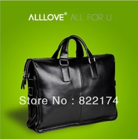 2014 new famous fashion designer luxury genuine Cowhide leather men's Briefcase Bags&High quality business bags Messenger Bags42