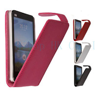 Free shipping original luxury leather cove case for XIAOMI M2 M2S with retail package