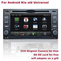 Android Kia universal GPS Systems Car TV DVR WIFI 3G CCD Cam SD Card for free Better Quality Better Service Free Shipping+Gifts