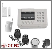 GSM Wireless Home Security Alarm System + Auto Dialing ,LL-B2012 PSTN 99wireless and 2 wired alarm