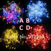 Christmas decoration LED coloured lamp 9-10M