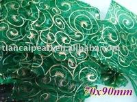green  Organza Jewelry Wedding Gift Bag