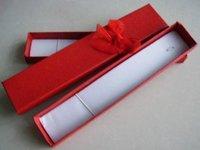 Free shipping ! 21x4x2cm JEWELRY NECKLACE BOX