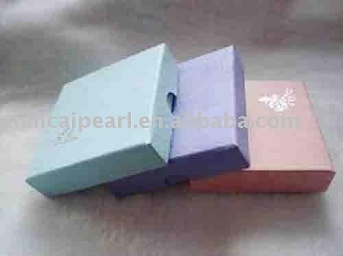 9x9x3cm Jewelry Box Gift Box Fit Necklace&Bracelet&Pendant&Earring&Ring&Set(China (Mainland))