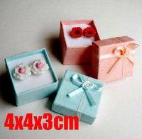 4x4x3cm Jewelry Box-ring box