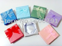 9x9x3cm Jewelry Gift Box Fit Necklace/Bracelet/Pendant/Watch/Ring/Earring