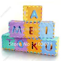 40pcs Baby Kid Toddler Infant Room Nursery ABC Letter Alphabet Numbers EVA Foam Play Floor Mat Tiles Jigsaw Puzzle Crawl Pad Toy