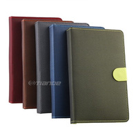 Colorful Leather Stand Cover Case Mini USB Keyboard for 7 Inch Tablet PC 5 Colors Selectable Free shipping