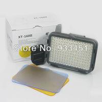 Super Power XT-160II LED video light for Camera DV Camcorder