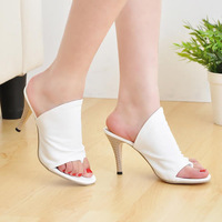 2013 platform gladiator candy color shoes women shoes summer at home slippers flip flops fashion high-heeled shoes