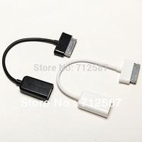 USB OTG Host Cable Adapter For Samsung Galaxy Galaxy 10.1  Tab 2 7 7.0 Plus 7.7 8.9