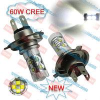 60W CREE LED HIGH POWER,HB2 HB3 HB4 LED FOG,PY20D 9145 AUTO LED,H4 H7 H8 H9 H10 H11 9005 9006 LED CAR LIGHT