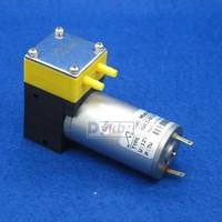 DC 12V 50Kpa DC micro vacuum pump Pumping air pump Air sampling liquid pump free shipping