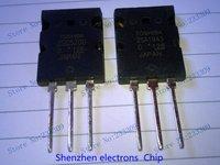 2SA1943 & 2SC5200 A1943 C5200 TO-3P AMP Transistor 100% New (5 x A1943 + 5 x C5200) Free Shipping