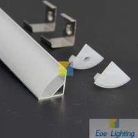 LED  Profile aluminum  Corner  Aluminum Profile Kit for the LED Strip