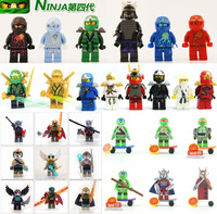 Ninjago Teenage Mutant Ninja Turtles Chima Figures 32pcs/lot Building Blocks Minifigures Bricks Toys Without Orignial Box