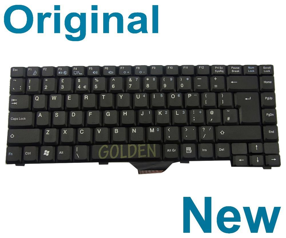 NEW For Fujitsu Siemens Amilo M4438 M1437 M1439 M3438 Pi1536 Pi1556 MP-02686HU-360DL Keyboard UK English TECLADO(China (Mainland))