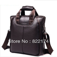 2014 new famous designer luxury men's genuine Cowhide leather Briefcases Bags&cross body bag for male50