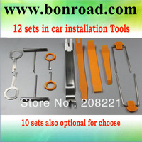 12 pcs for car installation tools