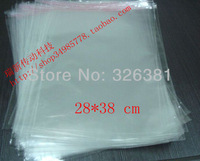100x  28x38cm Double sided 5 C Since the glue bag transparent bag packaging clothing bags OPP adhesive bags manufacturer