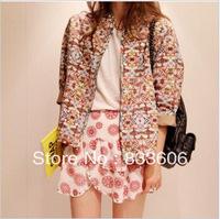 2013 New Women's Jacket Fashion Zipper Long Sleeve Lady Coats Outerwear in Stock