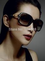 designer sunglasses New arrival women sunglasses 3671 blank banboo style acetate brand sunglasses anti-uv wholesale
