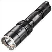 Nitecore SRT6 CREE XM-L (XM-L2 T6) LED 930Lumens Waterproof Led Flashlight Torch(1*18650/2*CR123)
