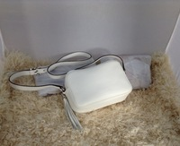 Genuine leather 2013 disco soho bag one shoulder cross-body women's handbag tassel small bag 308364