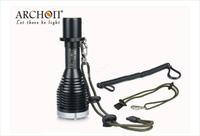 ARCHON D10XL Cree XM-L U2 3-Modes 860-Lumes Diving Light(1*18650 Li-ion battery)