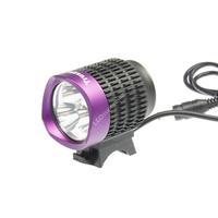 TrustFire 3*T6 Cree XM-L T6 1200 Lumen 3-Mode LED Bicycle Light/bike light/headlight(4x18650 battery,8.4V)
