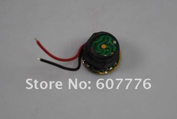22MM 3xCree XM-L T6 3 modes emitter Led Driver&led circuit board(1.8A , 7.4V - 12V , 2500MAH)