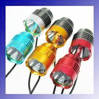 T6 Bicycle Light Lamp & HeadLight CREE XM-L T6 1800 Lumens 3 Modes LED Bicycle Light T6 Bike Light