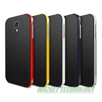 600pcs/lot* Bumblebee SPIGEN SGP Neo Hybrid Series TPU Case Cover For Samsung Galaxy S4 i9500*For Samsung Galaxy S3 optional