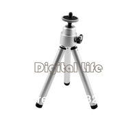 new 2013 Universal Mini Tripod Stand for Digital Camera Webcam Retail & Wholesale 185