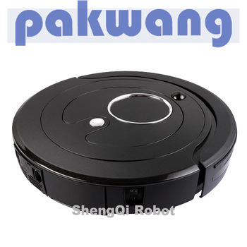 2013 new products Multifunction Robot Vacuum Cleaner  (Sweep,Vacuum,Mop,Sterilize) Touch Screen,Schedule,2 Side Brush