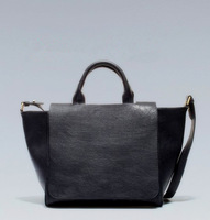 Free Shipping Hot  Women's Handbag Fashion Modern Wind With Cover Bags