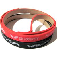10pcs Butterfly Table Tennis Tape Foam Edge sponge Tape Set for Table Tennis Blade black or red