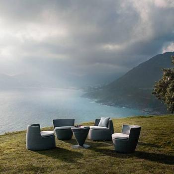 shape special design modern european furniture sofa set patio furniture  garden sofa chair outdoor folding table portable