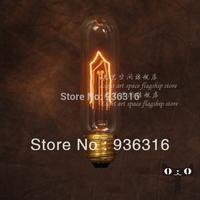 Free shipping 10pcs/lot E27 Edison light bulb filament bulb fireworks light bulb retro lamp personality Edison light bulb