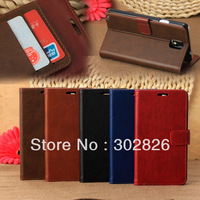 Mix Colors,Wallet Stand Leather Case For Samsung Galaxy Note 3 III N9000