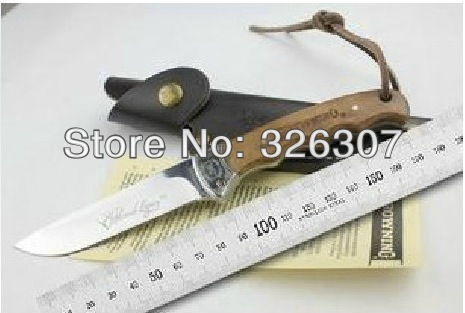 Shadow Wood small straight knife camping survival Japanese spring bush