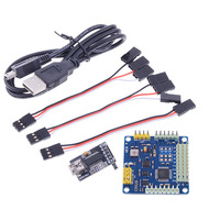 CRIUS MWC MultiWii SE V2.5 Multi Copter Flight Control Board with FTDI basic breakout arduino USB to TTL upload tool  21078