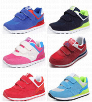 HOT! Free delivery boys and girls running shoes / child classic casual shoes / slip shoes 25-36