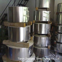 stainless steel strips in grade 202, with prompt delivery.