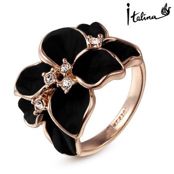 Italina Rigant Новый Ariival Подлинная австрийской Кристалл кольцо для женщин с Swarovski ...
