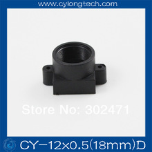 M12 lens mount ABS lens mount camera lens mount the ABS lens holder Fixed Pitch 18MM