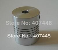 10pcs 5x8mm CNC Motor Jaw Shaft Coupler 5mm To 8mm Flexible Coupling OD 20x25mm